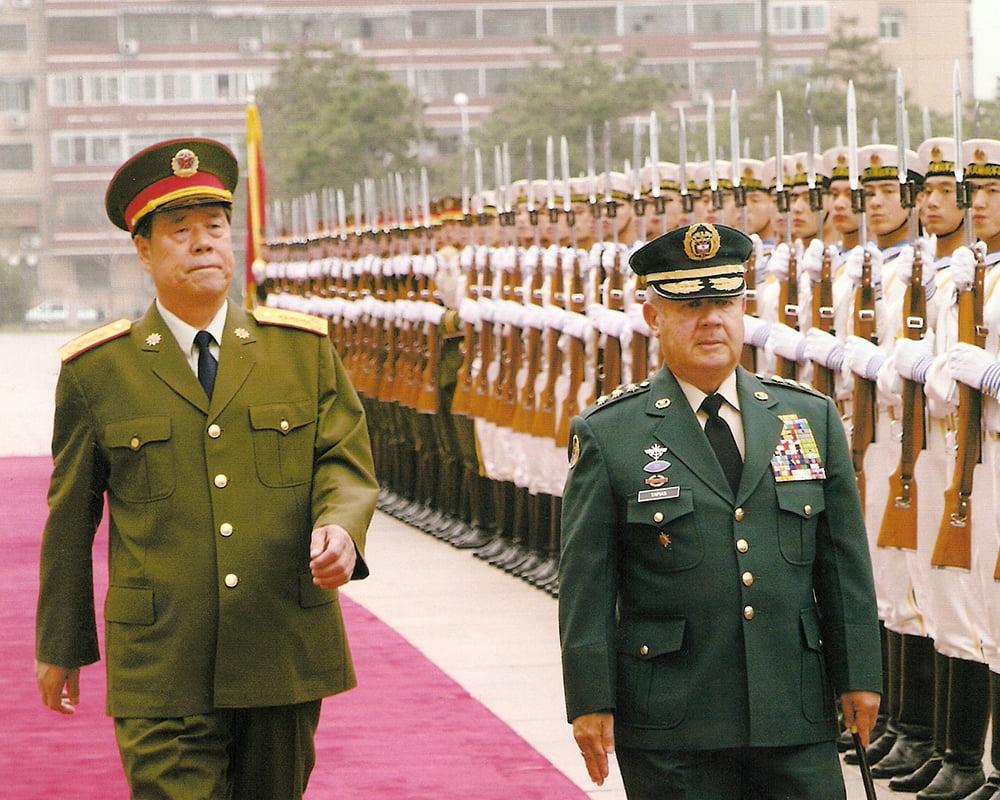 general tapias asia